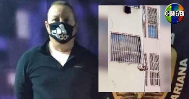 Preso en Tocorón por lanzar un gato del piso 20 de un edificio en Caracas