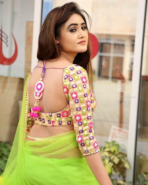 Sony Charishta (Indian Actress) Wiki, Age, Height, Family, Career, Awards, and Many More