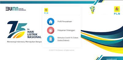 cara mendapatkan token listrik gratis di website pln