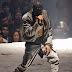 Kanye west's Trousers get ripped off on stage!!