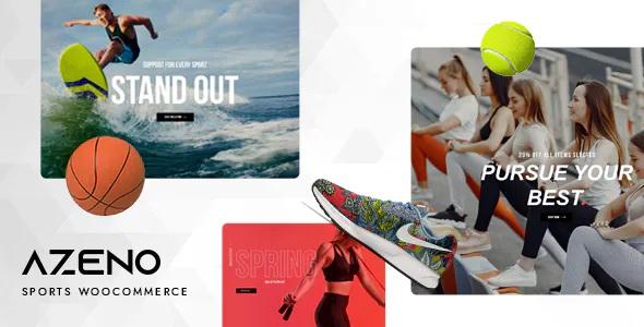 Best Sport Store WooCommerce Theme