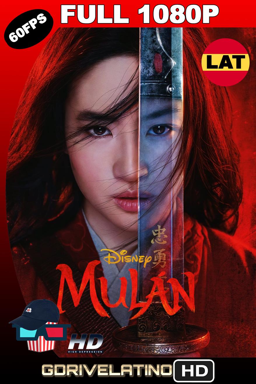 Mulán (2020) BDRip FULL 1080p (60 FPS) Latino-Ingles MKV
