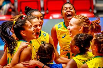 Mundial de Vôlei feminino Sub-20 2019 - Dia 7