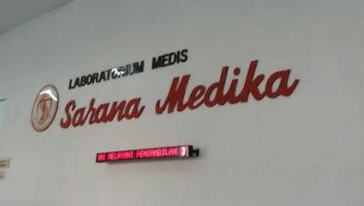 Lowongan Pekerjaan Dibutuhkan D3 Analis Kesehatan Laboratorium Medis Sarana Medika Kudus Dengan Syarat :  Perempuan  Penampilan Menarik  Memiliki STR Yang Masih Berlaku  Ramah, Sopan, Jujur, Dan Mau Bekerja Keras Lamaran Ditulis Tangan Dan Dikirimkan Ke. Laboratorium Medis Sarana Medika Kudus Mejobo No.55 Kudus T. (