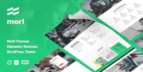 Best Business Corporate WordPress Theme