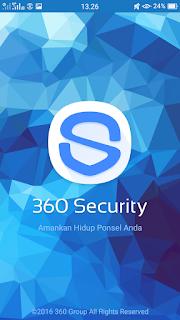 Cara Mengatasi Batrai Android Cepat Habis dengan 360 Security