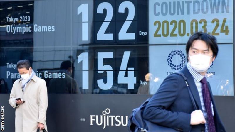 Perdana Menteri Jepang Memastikan Penundaan Olimpiade Tokyo 2020