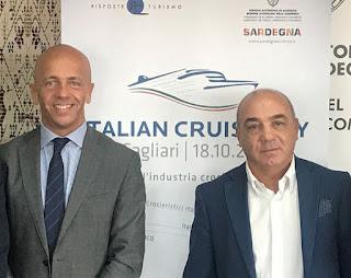 La nona edizione di Italian Cruise Day sbarca a Cagliari