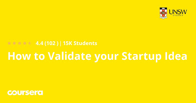 Review of How to Validate your Startup Idea