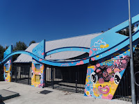 Canberra Street Art | Conder mural by Happy Decay