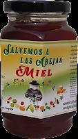 Miel Salvemos a las Abejas Mil Flores ecoapicultores.com producto saludable