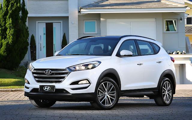 Hyundai New Tucson 2018 - Preço