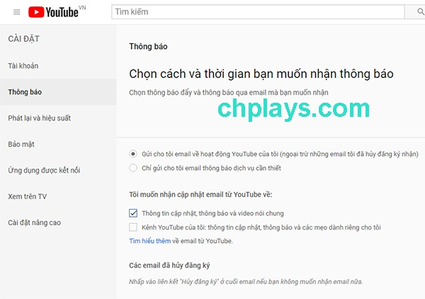 Tải Youtube - Download, Xem video Youtube về điện thoại Android d