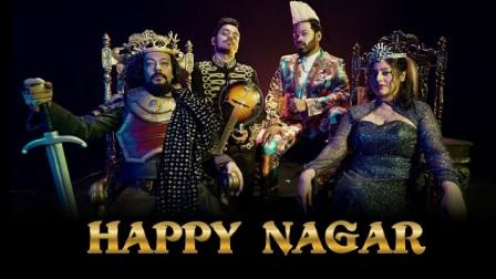 Happy Nagar Lyrics - Thomson Andrews