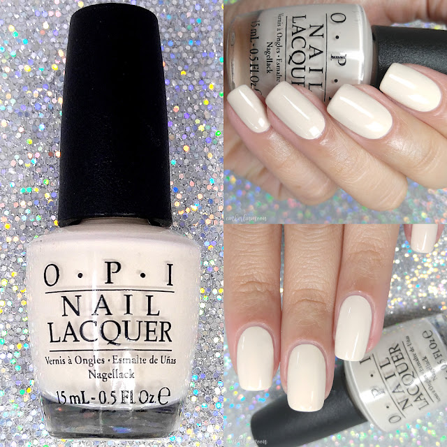 OPI - My Vampire is Buff | Swatch & Review