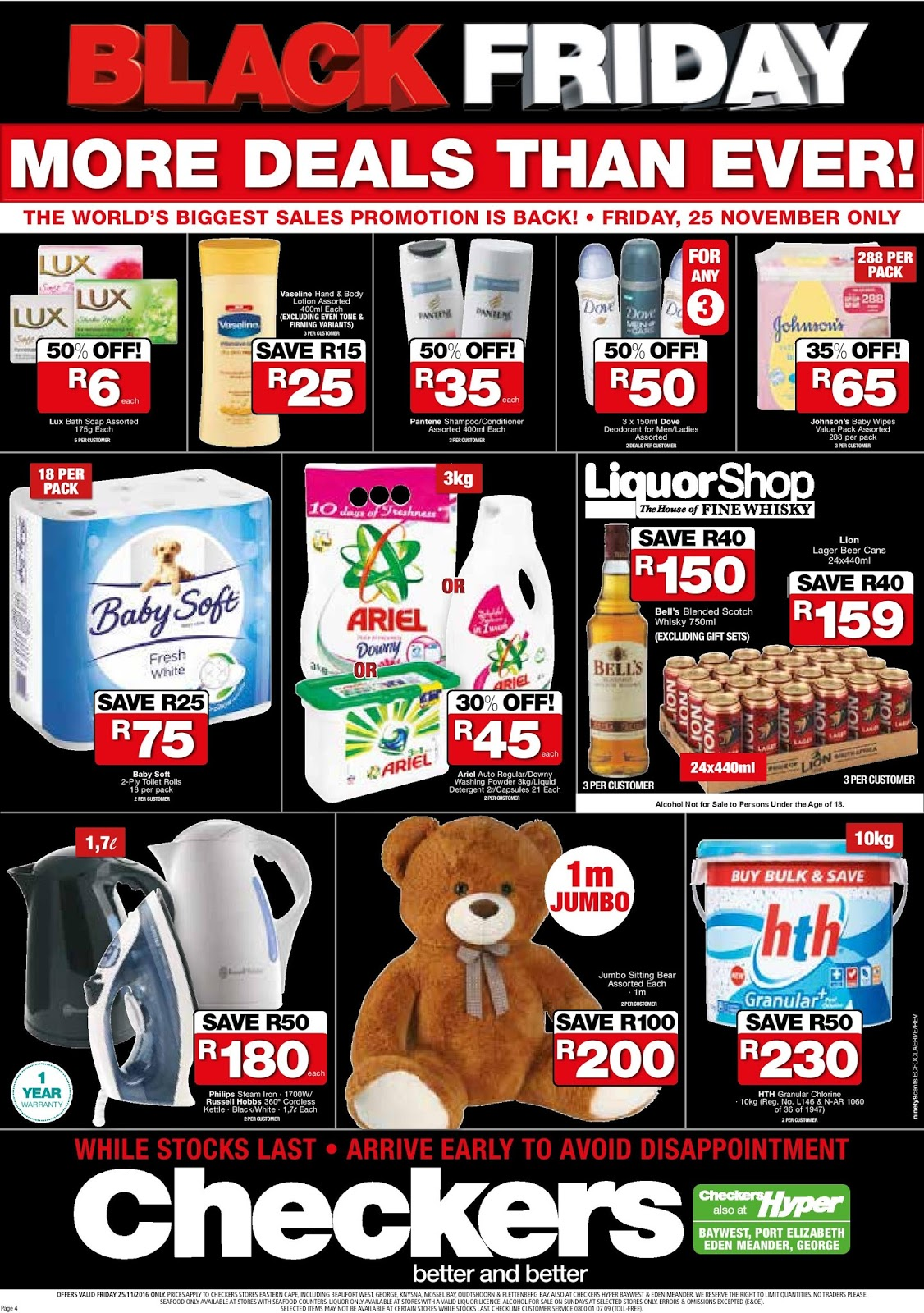 blackfriday checkers black friday eastern cape pics and pdf online scoops. Black Bedroom Furniture Sets. Home Design Ideas