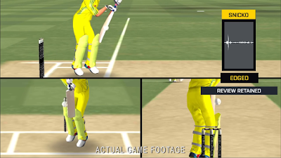 Real Cricket Go Features