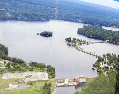 Croton Dam Pond
