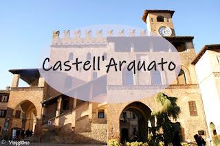 Castell'Arquato cosa vedere in città - camper