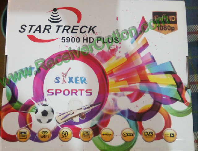 STAR TRACK 5900 HD PLUS 1506LV 1G 8M NEW SOFTWARE WITH DOLBY SOUND OK