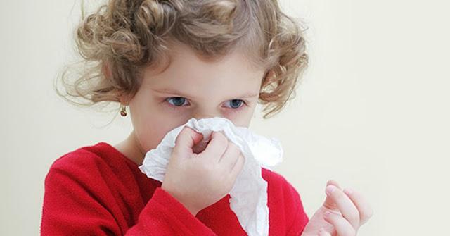 Причины носовых кровотечений у детей