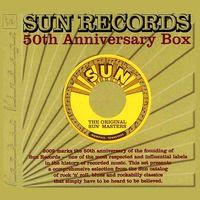 gravadora sun records - 50th anniversary (2002)