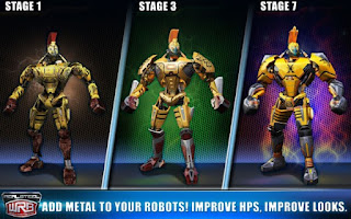 Real Steel World Robot Boxing Apk v30.30.831 Mod