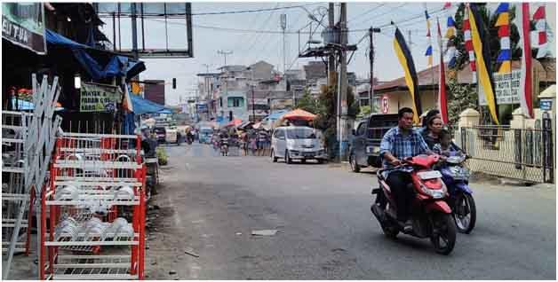 Mencari Melayu di Kota Tua Deli