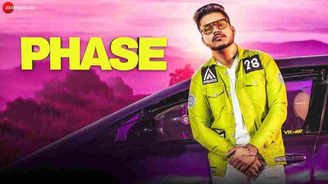 Phase Lyrics in English :- The Deepanshu Mathur