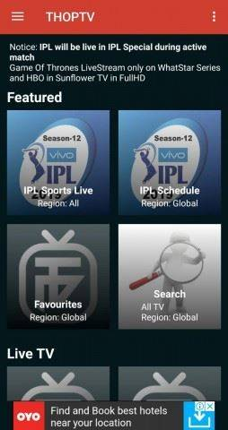 How to Watch Live Live Ipl Match on Mobile