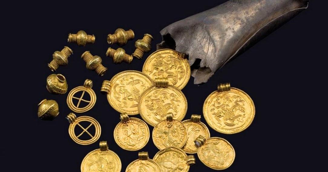 Datowanie kutych monet