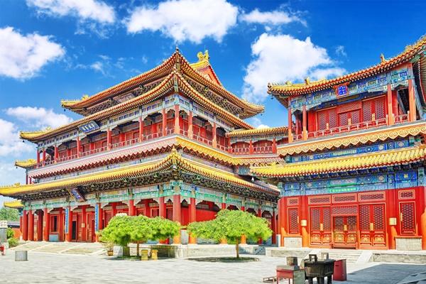 วัดลามะ (Lama Temple)