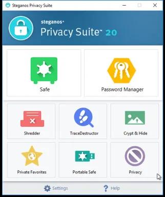 أقوى وأفضل برنامج لحماية خصوصية وأمان نظامك Steganos Privacy Suite20.0.7