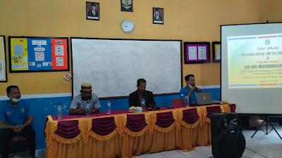 """Sambut Hari Raya Idul Fitri 1442 Hijriyah, Tofan Fauzi Ajak Dewan Guru Tingkatkan Pendidikan """"PRIMA"""""""