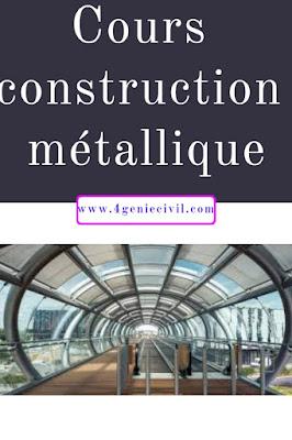 Cours de construction métallique pdf