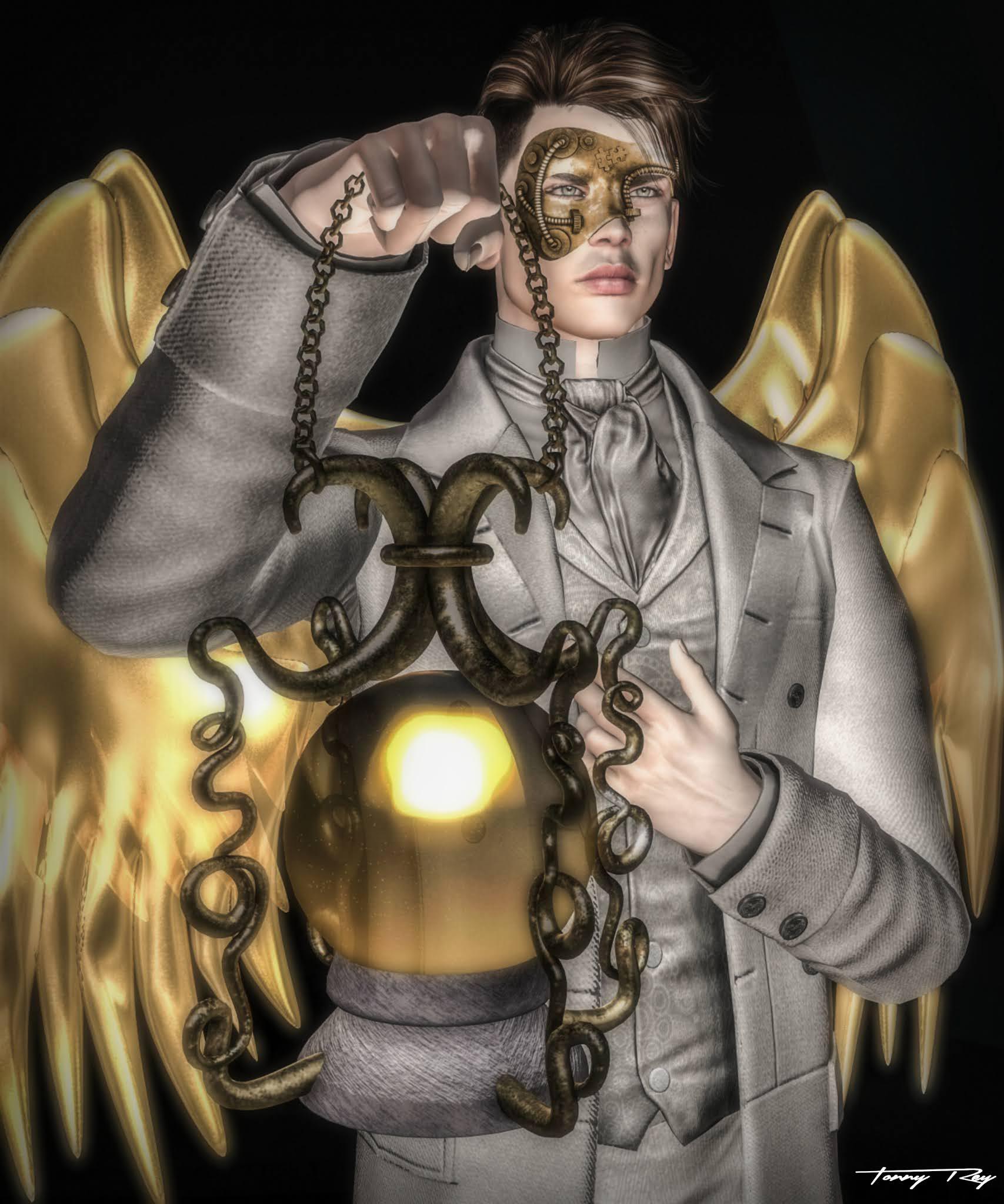 RAWR! - Magic Lantern...
