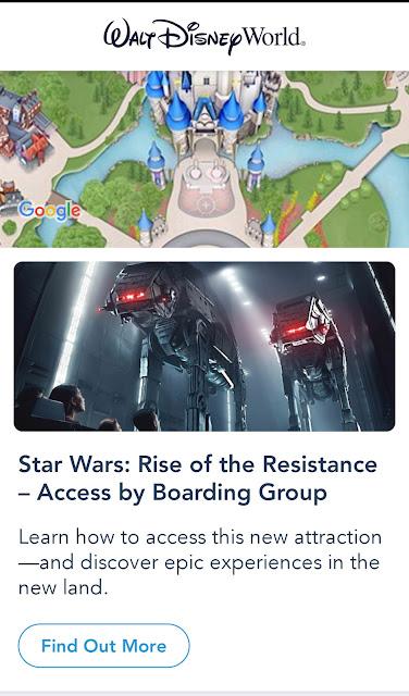 fila virtual Disney