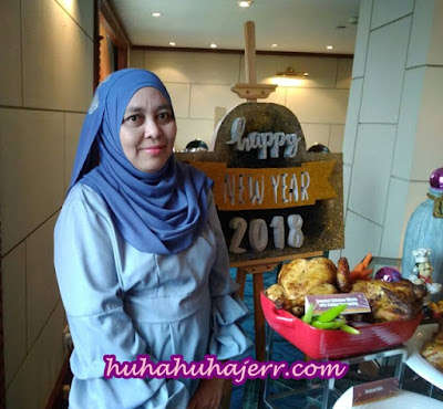 Menjamu Selera Di Grand BlueWave Hotel Shah Alam