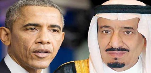 الملك سلمان يتجاهل استقبال أوباما
