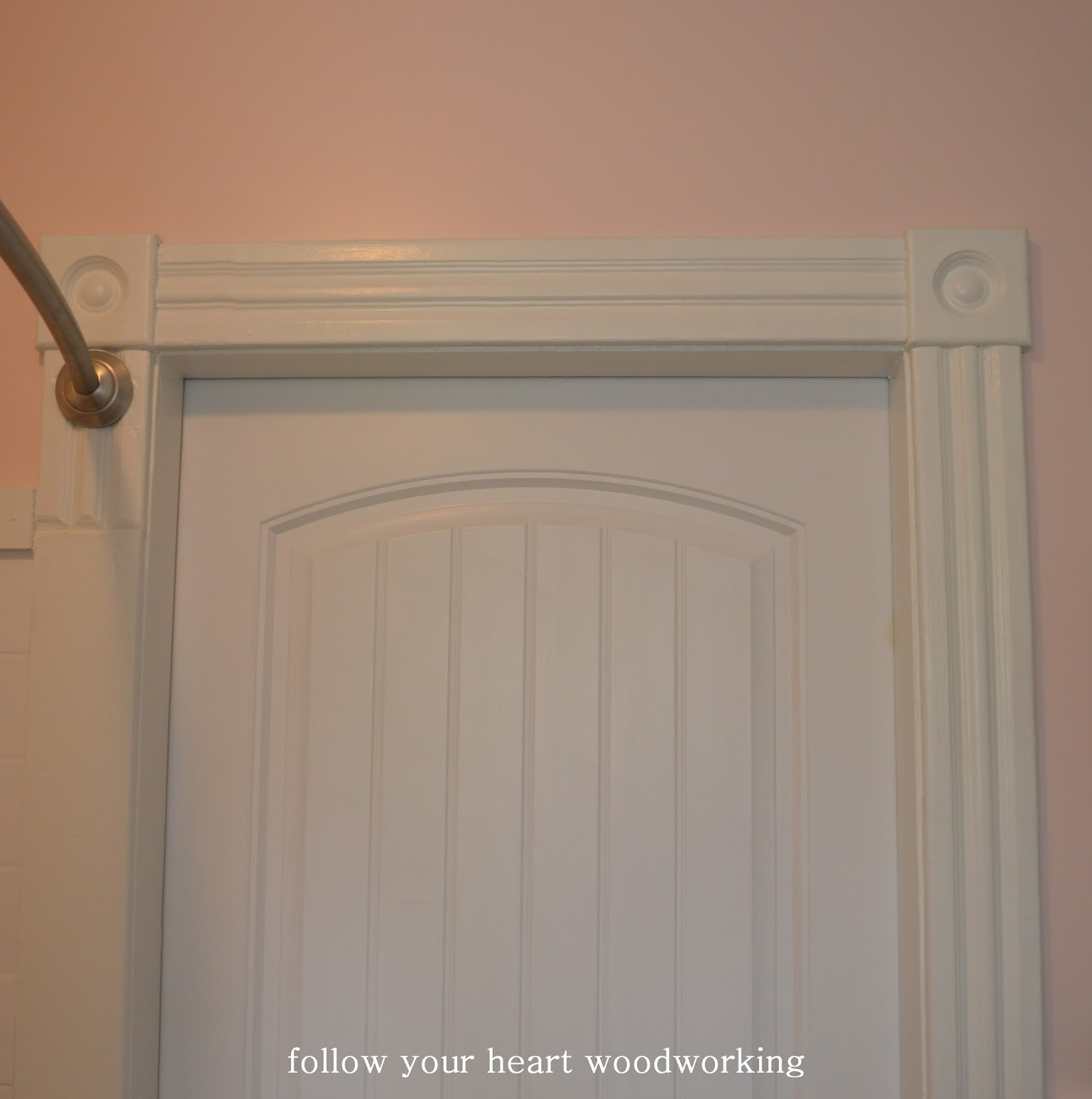 Follow Your Heart Woodworking Bathroom Renovation Part