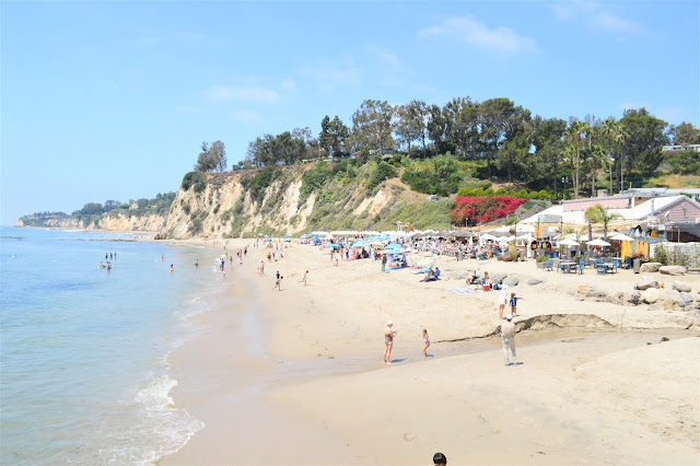 paradise cove vist the best beach cafe in malibu