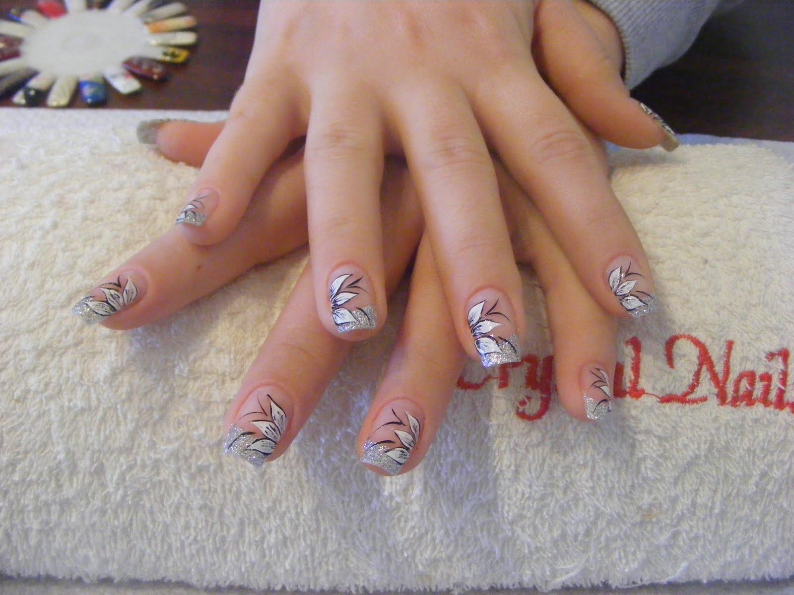 Gel New Nail Shape Trends | newhairstylesformen2014.com