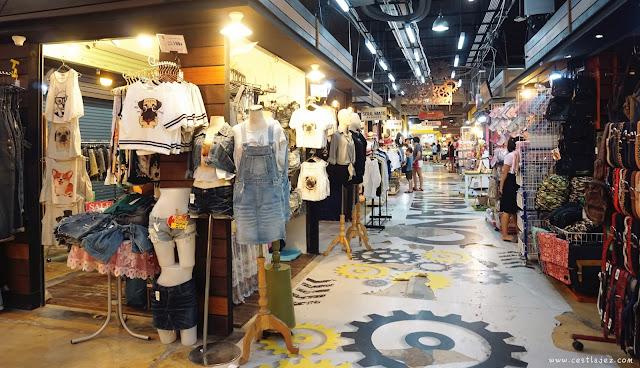 Thailand-Bangkok-nightmarket