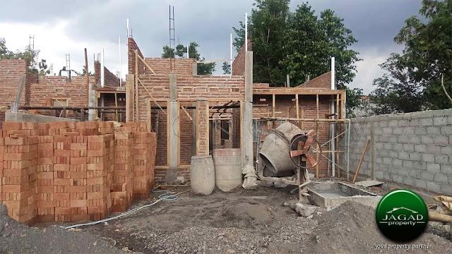 Rumah Baru jalan Kaliurang Km 14 dekat UII