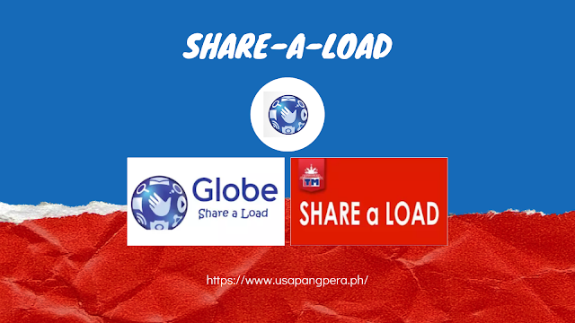 Paano Mag Share A Load sa Globe at TM?