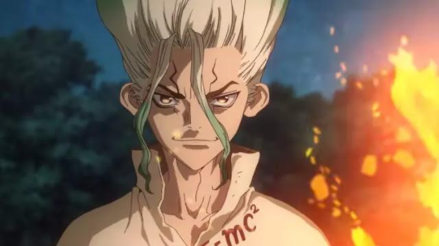 Sinopsis Dr. Stone Dan Ungkap Tanggal Rilis Animenya