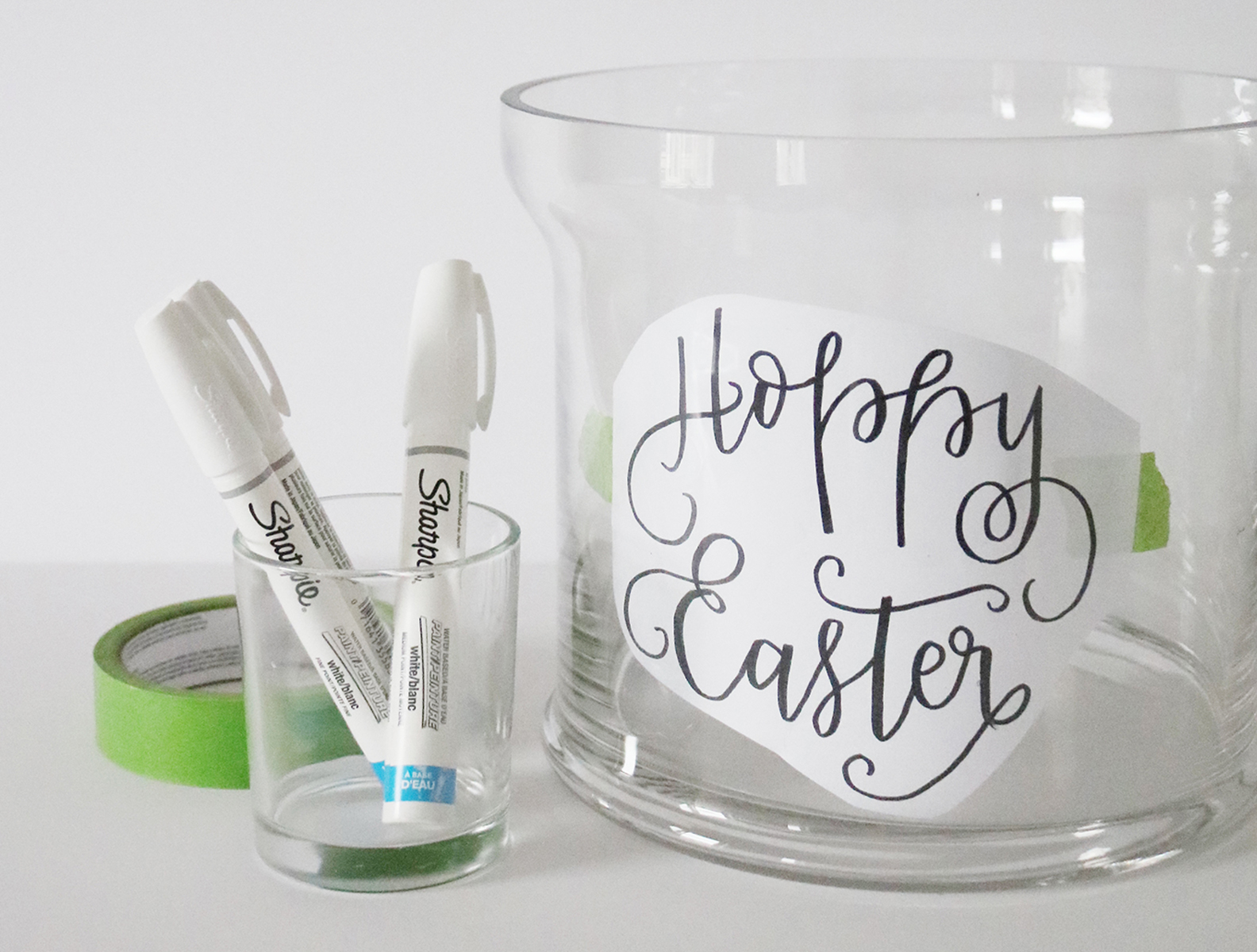 Oh Hoppy Day ... Easter centrepiece inspiration | Creative Bag