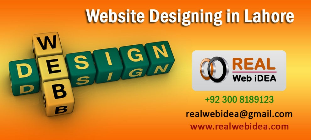 Website Designing in Lahore