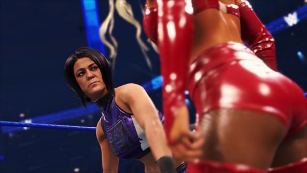 WWE 2K22 announces return for 2022.