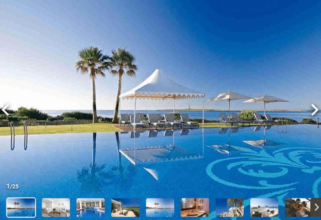 Insotel Punta Prima Prestige Suites & Spa en Menorca